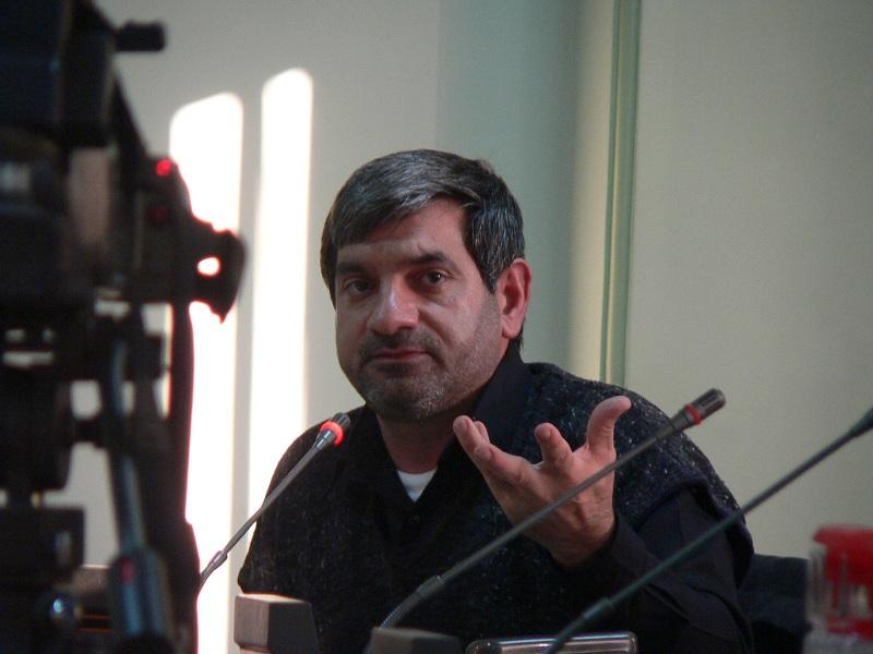 سردار حاج حبیب سعیدفر (جانشین اطلاعات لشکر 7 ولیعصر در زمان جنگ)
